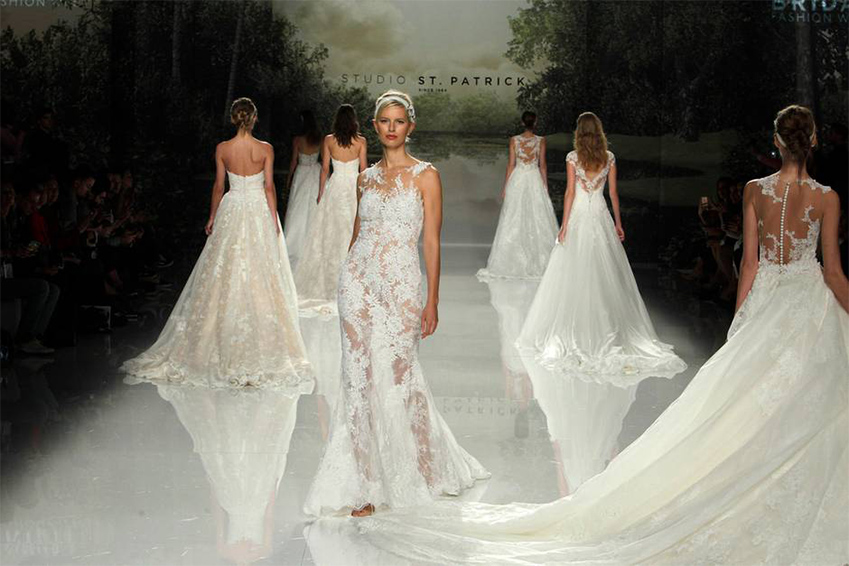 Luxuslabel verschenkt Brautkleider an Pflegerinnen & Co.